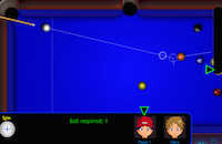 Biljart Blitz 3 Nine Ball