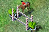 Paarden Springen